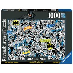 RAVENSBURGER Challenge Batman Puzzle Mehrfarbig