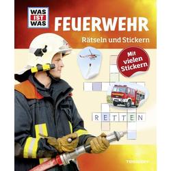WIW Rätseln und Stickern: Feuerwehr