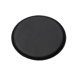 Sitzkissen schwarz, Designer Chiemgau factory, 2.7 cm