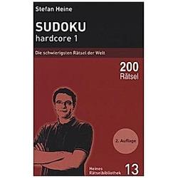 Sudoku, hardcore