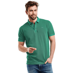 Poloshirt Engbers Grasgrün