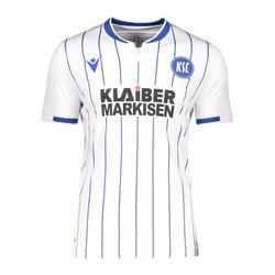 Macron Fußballtrikot Karlsruher SC Trikot Away 2020/2021 M