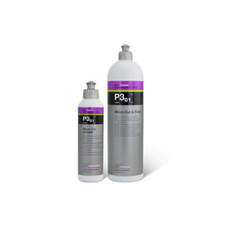 Koch Chemie Micro Cut & Finish P3.01 Politur mit Carnaubawachs - 250ml, 1L