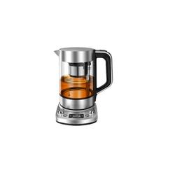 Severin Wasserkocher WK 3422 Glas-Tee- und Wasserkocher, 1 l, 3000 W