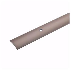 acerto® Übergangsprofil acerto® Übergangsprofil Alu 100 cm bronze-hell