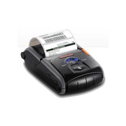 SPP-R210 - Mobiler Thermodirekt-Bondrucker, USB + RS232 + WLAN, Magnetkartenleser, schwarz