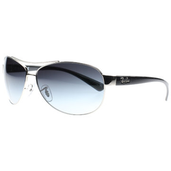 Ray-Ban 3386 003/8G 6713 Silver Sonnenbrille
