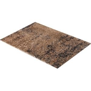 Fußmatte Manhattan 002, SCHÖNER WOHNEN-Kollektion, rechteckig, Höhe 7 mm, Schmutzfangmatte, waschbar braun 67 cm x 100 cm x 7 mm