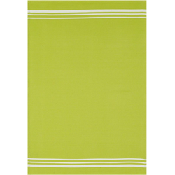 stuco Geschirrtuch Waffel, farbig, (Set, 3-tlg) grün
