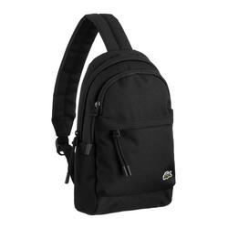 Lacoste Cityrucksack Body Bag, Crossbody schwarz
