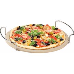 Genius Pizzastein BBQ, Keramik, (1-St)
