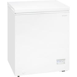 Exquisit GT150-E-040F Gefriertruhen - Weiß