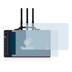 BROTECT Schutzfolie für SmallHD 703 Bolt Wireless Monitor, (2 Stück), Folie Schutzfolie klar