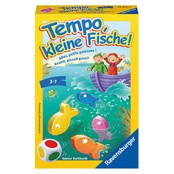 Ravensburger Tempo, kleine Fische! Würfelspiel