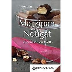 Marzipan und Nougat