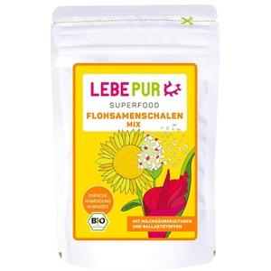 Lebepur, Bio Flohsamenschalen Mix, 1x 125g