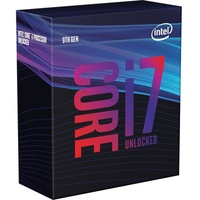 Intel Core i7-9700 8x 3.00GHz, boxed,