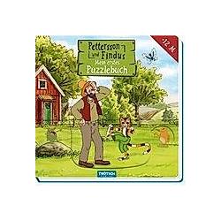 Pettersson und Findus  Mein erstes Puzzlebuch - Buch