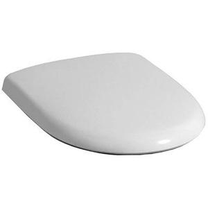 Keramag 574400000 WC-Sitz 4U weiß mit Deckel und Befestigung aus Metall