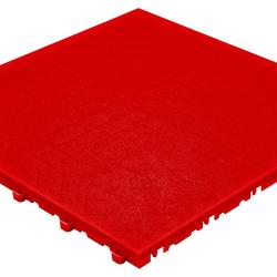 planeo Klickfliese Floor - Rot -