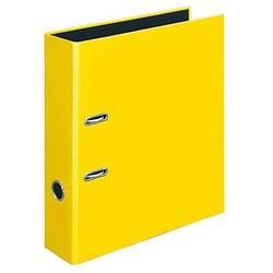 VELOFLEX VELOCOLOR® Ordner gelb Kunststoff 7,0 cm DIN A4