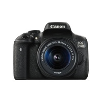 Canon EOS 750D + 18-55mm IS STM + Tamron 70-300mm Di LD Makro