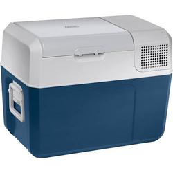 MobiCool MCF40 12/230V Kühlbox EEK: A+ (A+++ - D) Kompressor 12 V, 24 V, 230V Blau, Weiß 38l