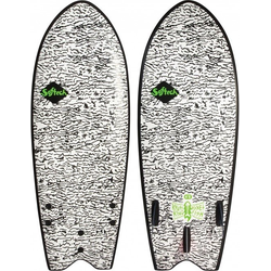 SOFTECH SOFTBOARDS KYUSS FISH Surfboard 2020 - 4,8