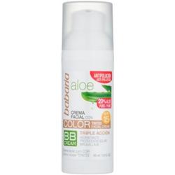 Babaria Aloe Vera BB Cream mit Aloe Vera SPF 15 50 ml