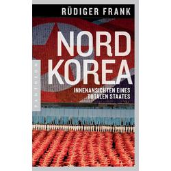 Nordkorea als Buch von Rüdiger Frank