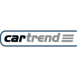 Cartrend 10048 Frottee Sport Sitzauflage Frottee Schwarz Beifahrersitz, Fahrersitz