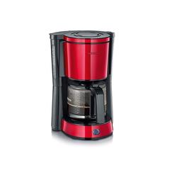 Severin Filterkaffeemaschine SEVERIN KA 4817 Kaffeemaschine (für gemahlenen Filterkaffee, 10 Tassen, Inkl. Glaskanne)