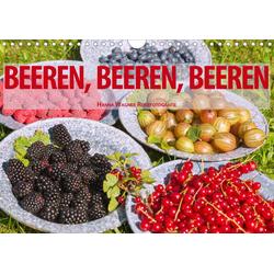 Beeren Beeren Beeren (Wandkalender 2021 DIN A4 quer)