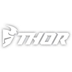 Thor Windschutzscheiben Decal, weiss
