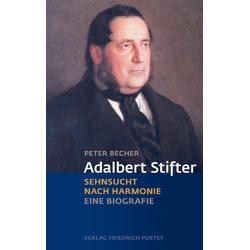 Adalbert Stifter als Buch von Peter Becher