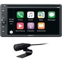 Sony XAVAX205DB.EUR Doppel-DIN Moniceiver DAB+, Tuner, Bluetooth®-Freisprecheinrichtung, Anschluss f