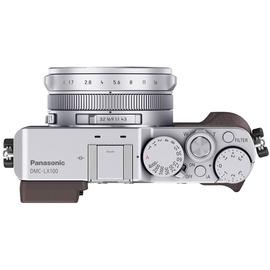 Panasonic Lumix DMC-LX100 silber
