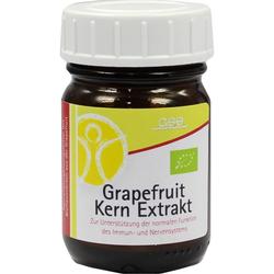 Grapefruit Kern Extrakt Bio Tabletten