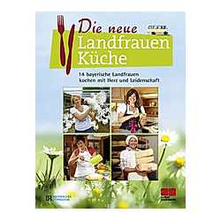 Die neue Landfrauenküche - Buch