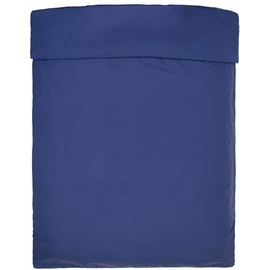 BASSETTI Tinta Uni blau (135x200cm)