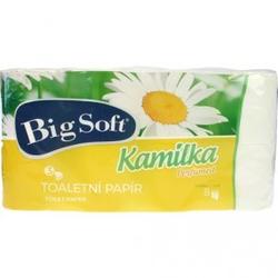 Toilettenpapier 3-lag. 8x160 Bl. Kamilka Big Soft