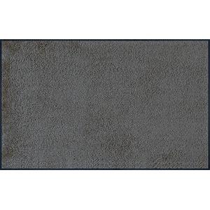 wash+dry Fußmatte, Smokey Mount 75x120 cm, innen und außen, waschbar