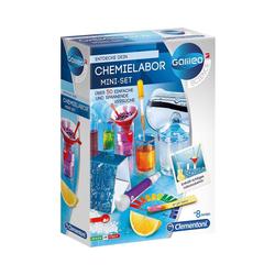 Clementoni® Lernspielzeug Galileo - Mini Chemielabor