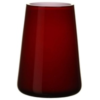 Vase deep cherry 120mm