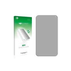upscreen Schutzfolie für Tele2fon V1, Folie Schutzfolie Sichtschutz klar anti-spy