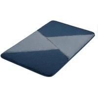 Kleine Wolke Kleine Wolke, Höhe 20 mm, rutschhemmend beschichtet, fußbodenheizungsgeeignet blau rechteckig - 60 cm