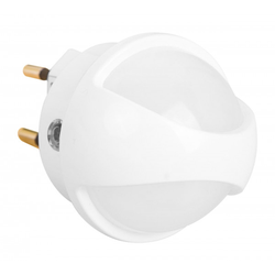 LED Steckdosen Nachtlicht (BHT 6x8x6 cm)