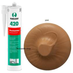 Ramsauer 420 Kachelofen zimt 1K Acryl Dichtstoff 310ml Kartusche
