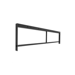 Capital Sports Klimmzugstange Double Bar 168 Doppel-Klimmzugstange 168 cm Metall schwarz