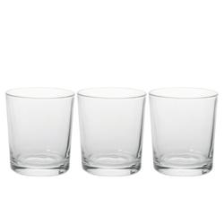 Trinkgläser Whiskygläser Transparent Montana GALA 240ml 3er Set